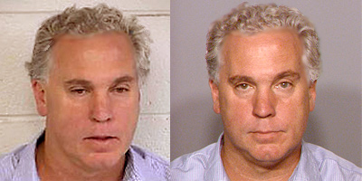Steve-Barket-Las-Vegas-john-l-smith-mug-shot-side-by-side